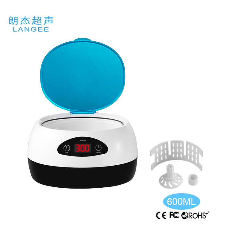 Japan Hotselling Dental Ultrasonic Instrument Medical Ultrasonic Cleaners with Detachable Tank