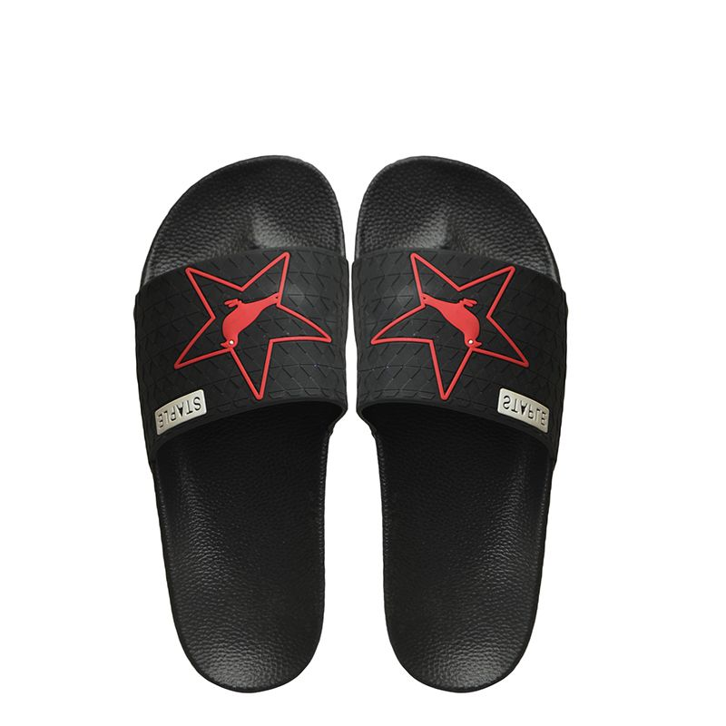 2018 New Design PU Sandals Unisex Durable Shoes Summer Flip Flop Men <strong>Slippers</strong>