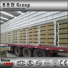 corrugated fiberglass roof panels rockwool sandwich panel