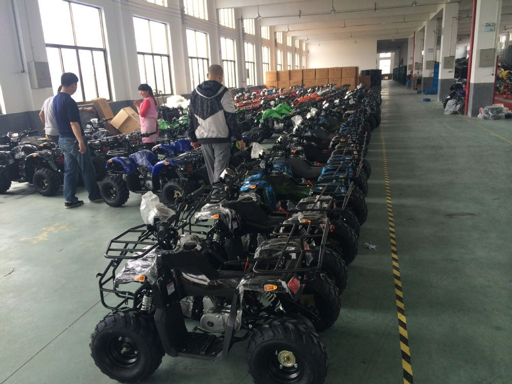 2017 Wholesale atv electric atv 1000w cheap atv quad bike 4x4
