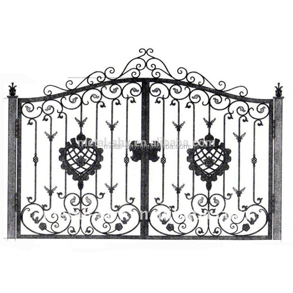 Metal Gate Wholesale, Home & Garden Suppliers - Alibaba