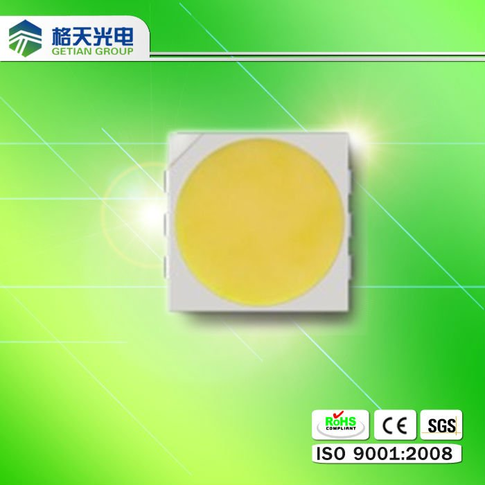 white 10mm smd 5050 led chip