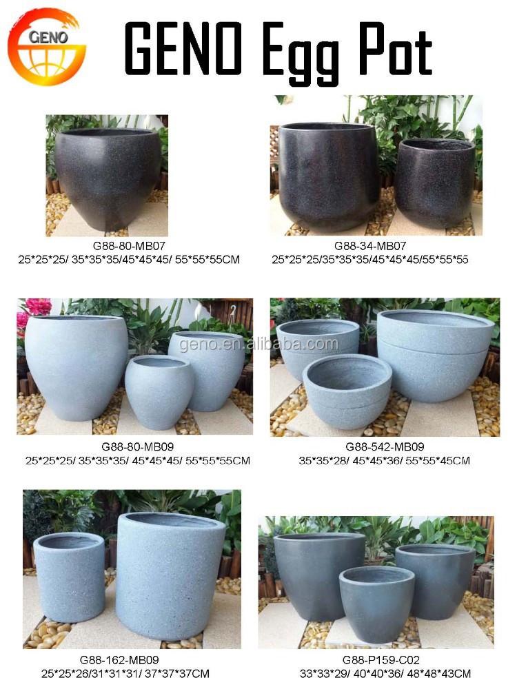 pi destal plante planteur urnes grand vase fleur durable pots de jardin pots fleurs. Black Bedroom Furniture Sets. Home Design Ideas
