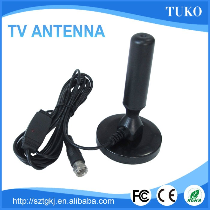 tv indoor antenna. high gain 35db super power uhf vhf tv indoor antenna with amplified