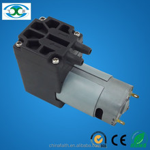 75kpa vacuum 8L/M flow electric motor-driven diaphragm pump