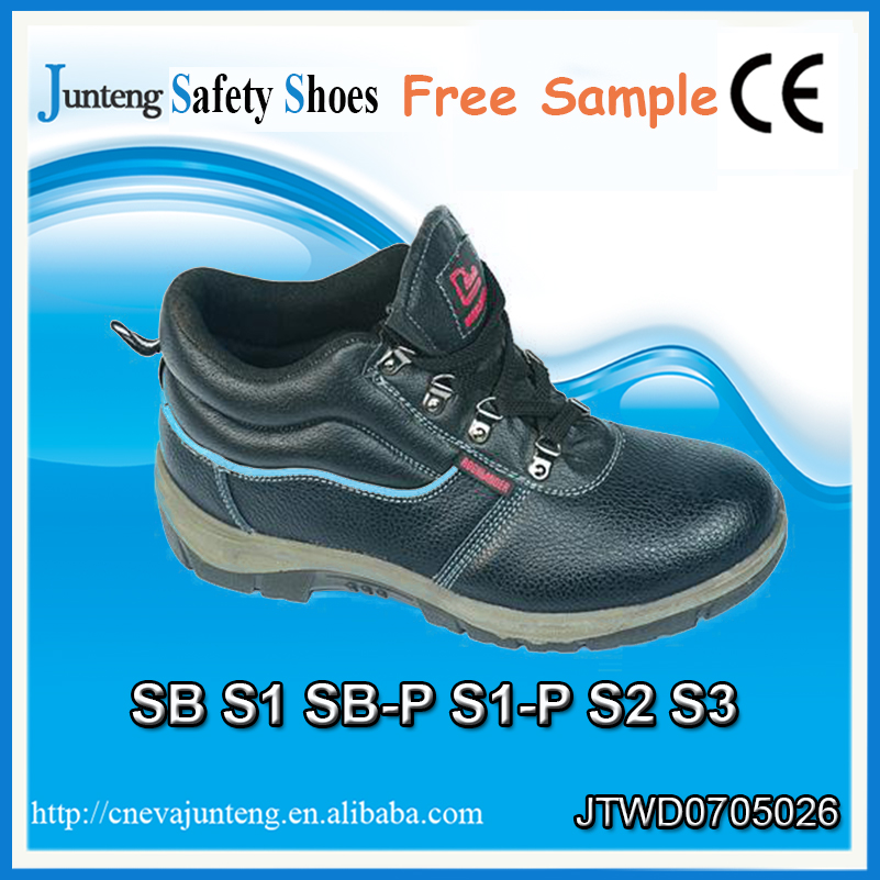 OEM High Quality Anti-Slip Anti-Puncture Steel Toe Working Boot,Safety Boot