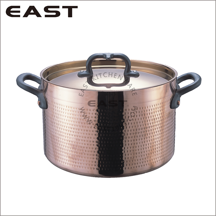 Factory Price Copper Cookware India/Indian Copper Water Pot