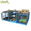 Toddler Kids Cafe Room Soft Play Games Indoor Playground Amusement Park Cubby Play House