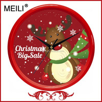 Beautiful Promotional Clock Christmas Gift For Girlfriend