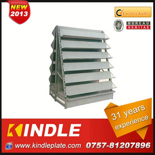 OEM/Custom Metal clothes wall display rack from kindle in Guangdong with 32 Years Experience and High Quality