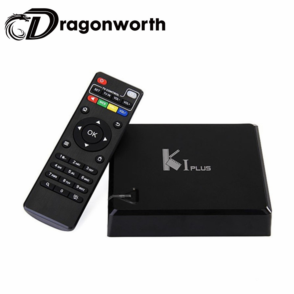 2015 amlogic s905 android tv caja de k1 plus 5,1 os 1g/8g 4k AD player 2,4g wifi lan 3d dlna airplay miracast