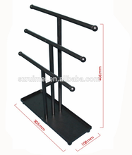 Metal metail Small Accessories Small Jewelry Display Stand