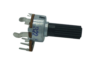 self return spring rotary potentiometer WH12113