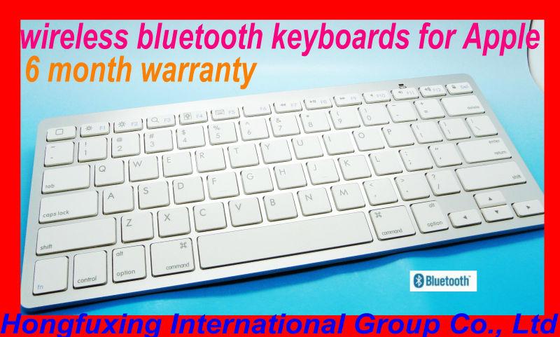 New Arrival !!! Wireless Keyboard For Apple Mac Ipad 2 3