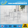 newest design living room furniture glass top dining table make in china A2091S00