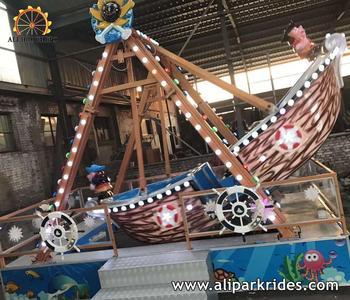 Fun Fair Games Kids Pirate Ship Pirate Boat Kiddie Ride For Sale - Buy Kids  Pirate Ship,Kids Pirate Ship,Pirate Boat Kiddie Ride Product on