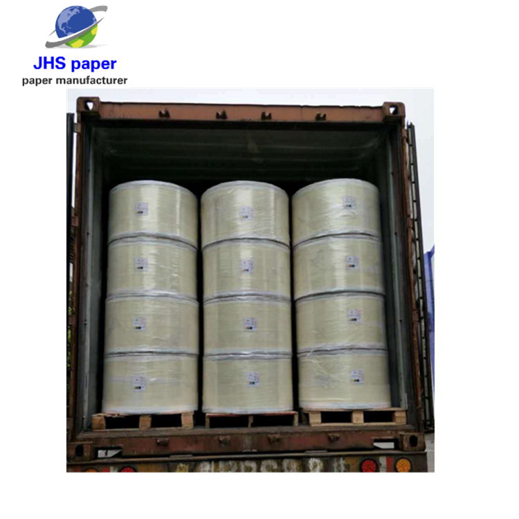 Jumbo Thermal Paper Roll High quality 405 795 844 875x6000m