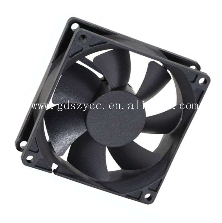 80mm 12v 24v dc cooling <strong>fan</strong> 80x80x25