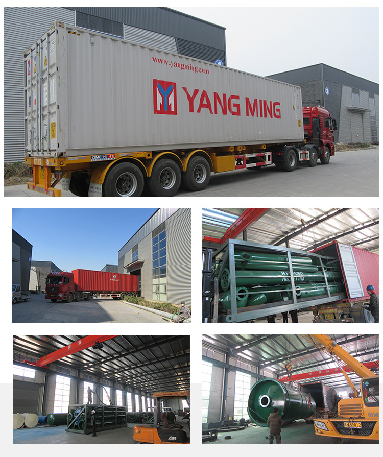 waste tyre recycling production line,recycling waste tire/rubber/plastic abs pp pe and produce gasoline