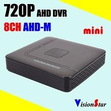 Cctv System 8ch Dvr H.264 Xm Moudle P2p Cloud Service Cheap Price ...