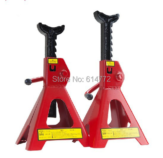 Car maintenance safety bracket Security support Jack stand 12 ton stand,auto mobile car truck motor automobile jack tool