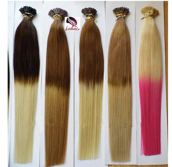 Alibaba china manufacturer wholesale cheap i tip u tip micro ring ombre  hair extension 730ae930bb