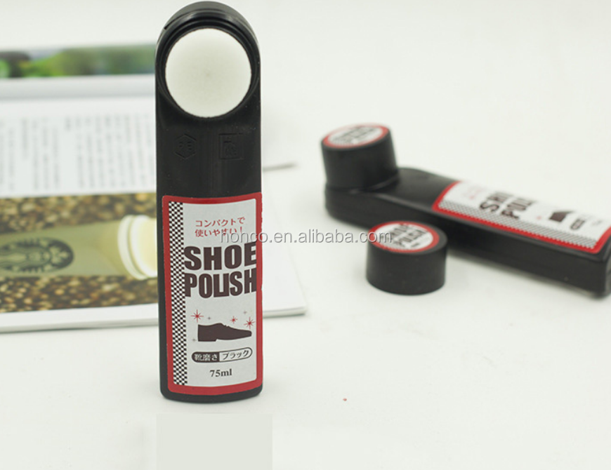HONCO 75ML Natural liquid shoe polish for any colour shoes