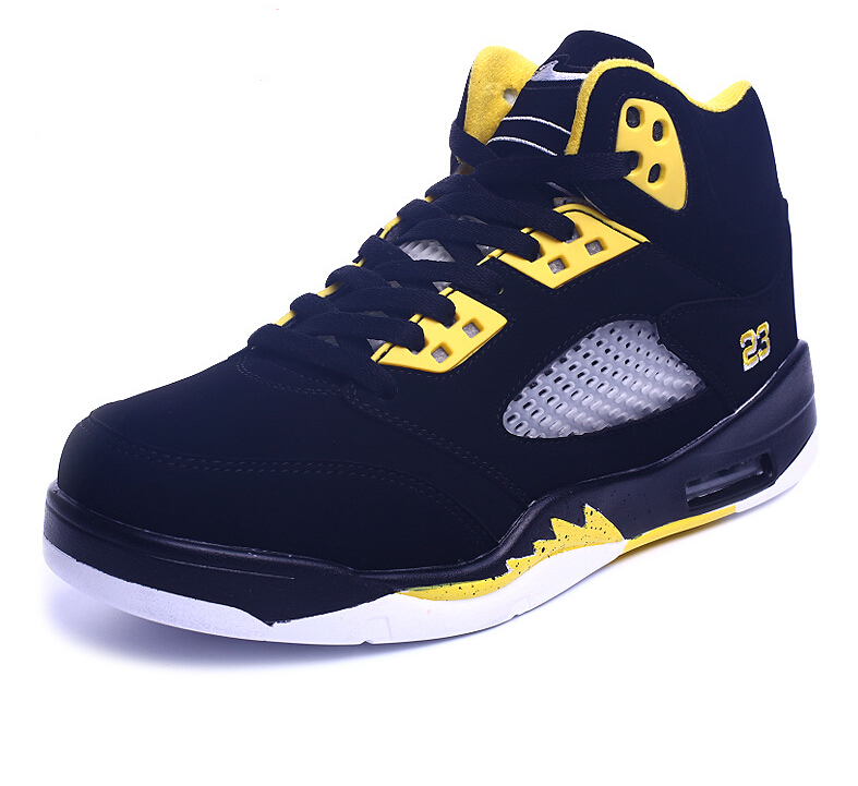 Get Quotations · 2015 Hot Breathable Super Star Basketball Shoes For Men  Athletic Basketball Boots Sneakers Shoes US Size 8d39cf71a60