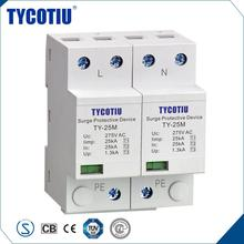 TYCOTIU 2017 New Products Electronics Low Voltage Surge Protective Device/Spd