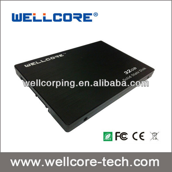 "32G SSD 2.5"" IDE Interface Military Grade Wellcore brand"
