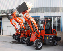 Nuovo Progettato Front End <span class=keywords><strong>Loader</strong></span> <span class=keywords><strong>ZL12F</strong></span> con ROPS/FOPS CE EPA 1.2Ton 1200 kg