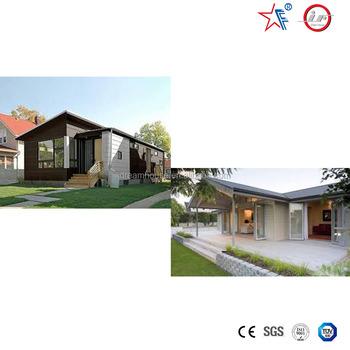 Prefabricated Steel Frame Kit Home/prefabricated House/construction ...