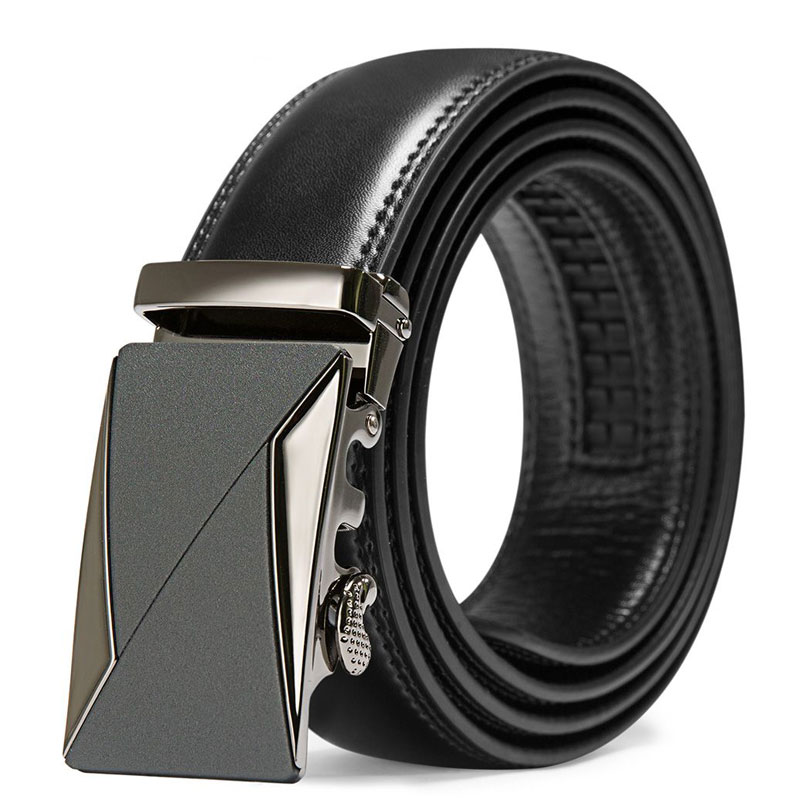 2017 Hot Jeans <strong>Belt</strong> Wholesale Promotion Automatic Dedu Men <strong>Belts</strong> Adjustable Leather <strong>Belt</strong> Men