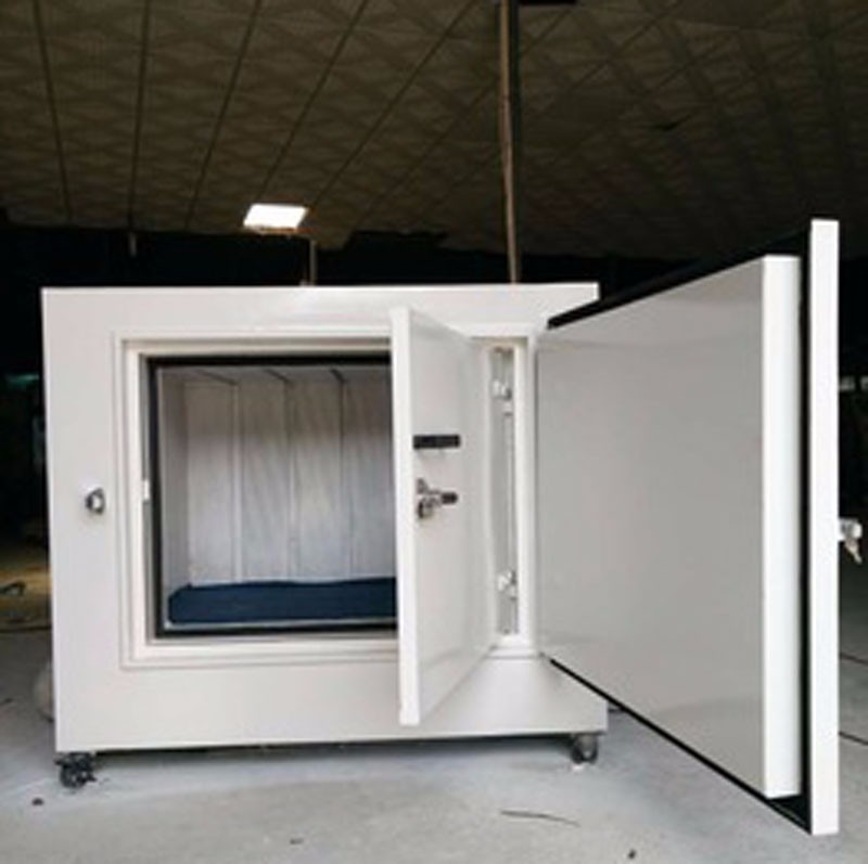 Portable Acoustic Anechoic Chamber Test Cell Isolation