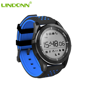 2017 Waterproof Smart Bracelet under 30 meter Long Standby Time F3 Silicone Bracelet Manufacturer Watch For Android and IOS