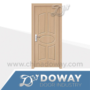 special offer MDF/HDF CHEAP INTERIOR PVC WOODEN DOOR