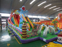 Cheap big bounce house / inflatable jumping castle / jumping house