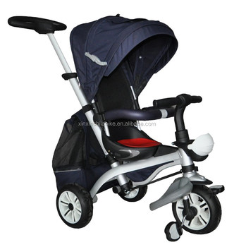 Best Sell High Quality Aluminum Alloy Frame Baby Tricycle