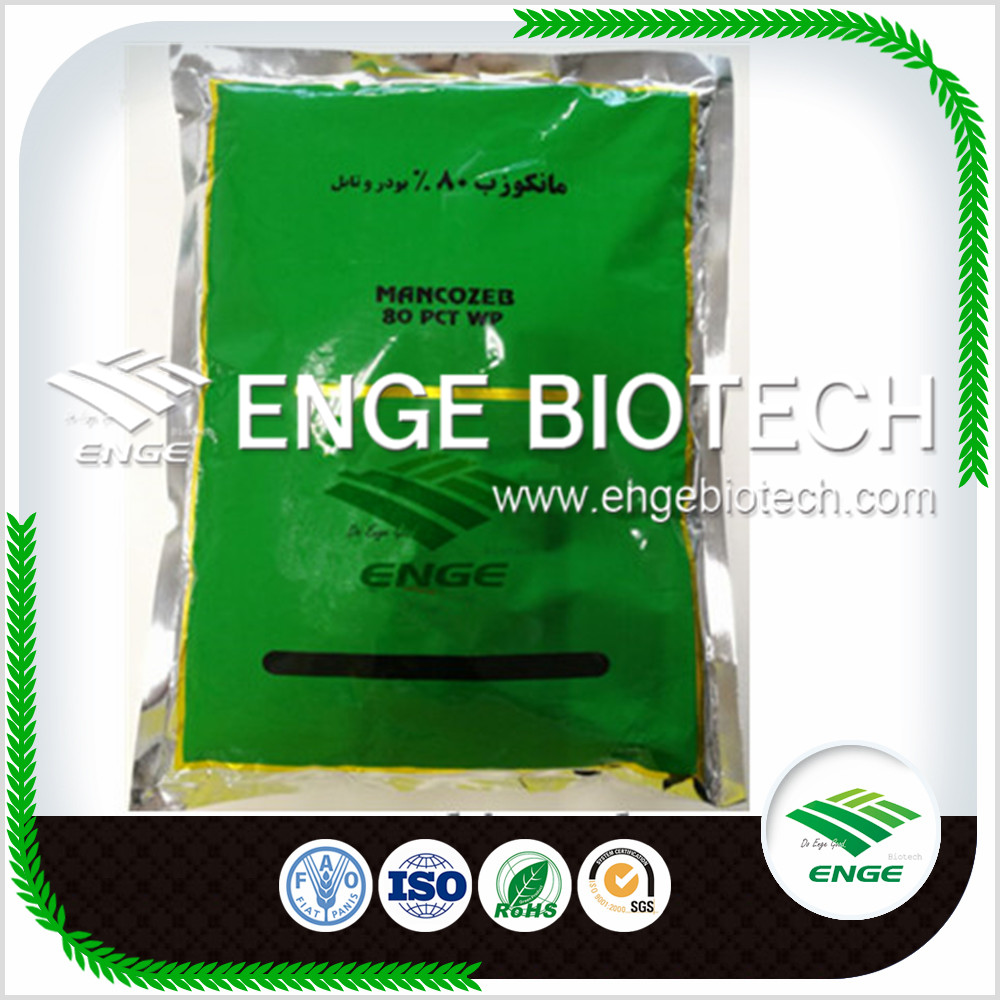 New Products Protective Vegetables Fungicide Mancozeb 80 Wp