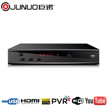 digital set top box dvb t2 hd receiver support wifi and youtube
