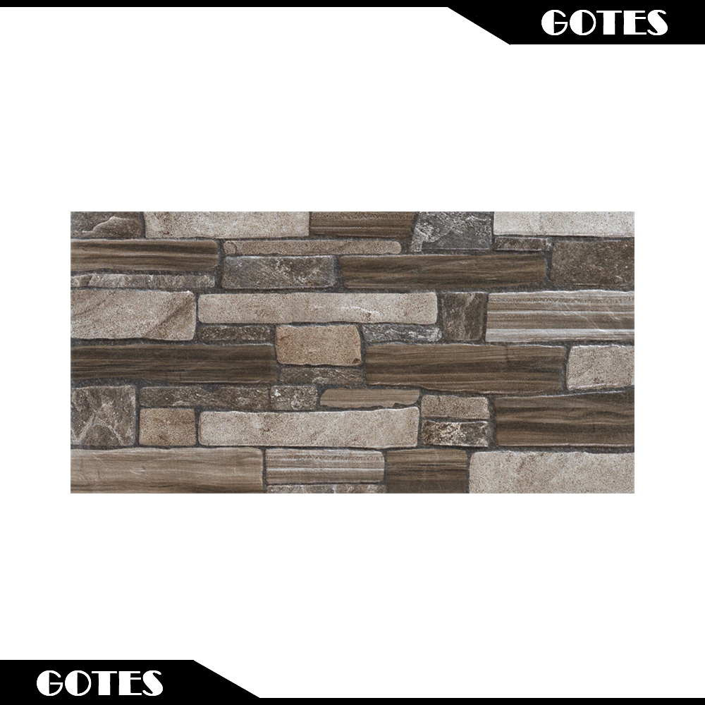 Hot sale dark grey cement porcelain rustic inside 300*600 wall tiles Z36212