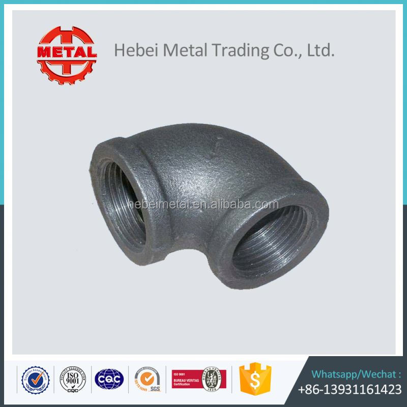 galvanising russia standard malleable banded pipe fittings