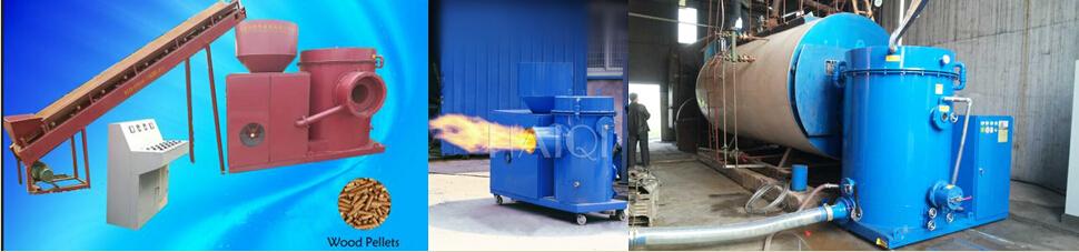 Biomassa Pellet Brand Buis Stoomketel