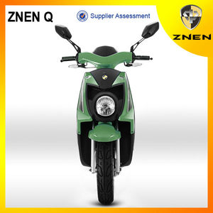 2017 patent gasoline scooter with 3.50-10 tire -- ZNEN Q