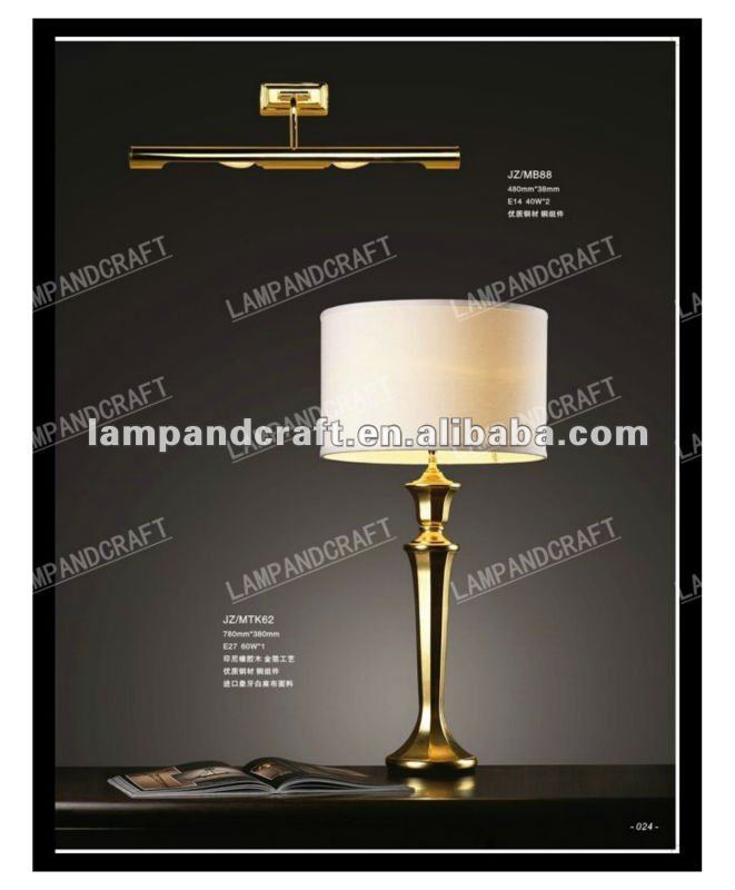 2012 Hotel cool bedside lamps