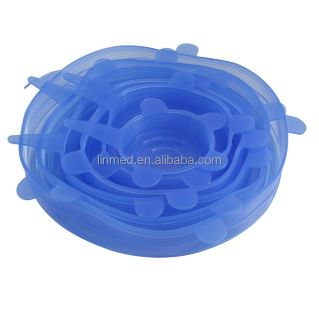 Silicone Lid For Canned Food Silicone Lid Seal Stretch Lids Silicone Cover