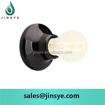 Indoor fixture wall fittings e27 ceramic ceiling light holder indoor fixture wall fittings e27 ceramic ceiling light holder mozeypictures Images
