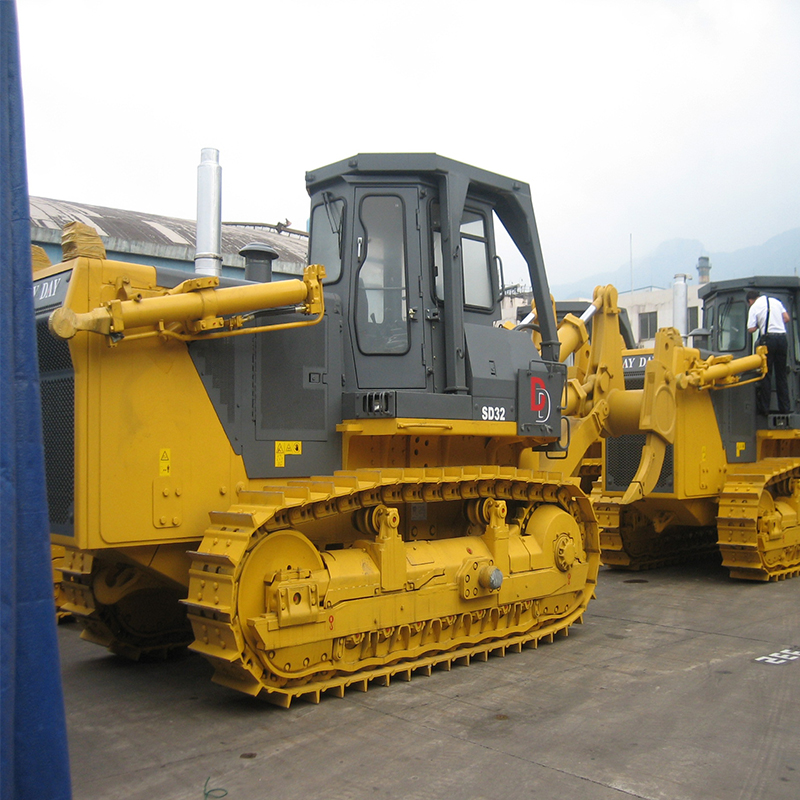 CE ISO Approvazione sd32 mini rc bulldozer pala