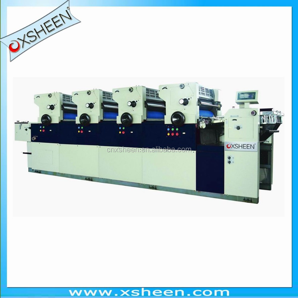 heidelberg gto 52 offset printing machine,offset printing machine for sale, hamada offset printing machine