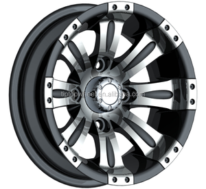 Guangzhou aftermarket car parts 14 inch 4 hole alloy wheel for America wheels